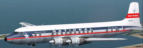 National DC-7